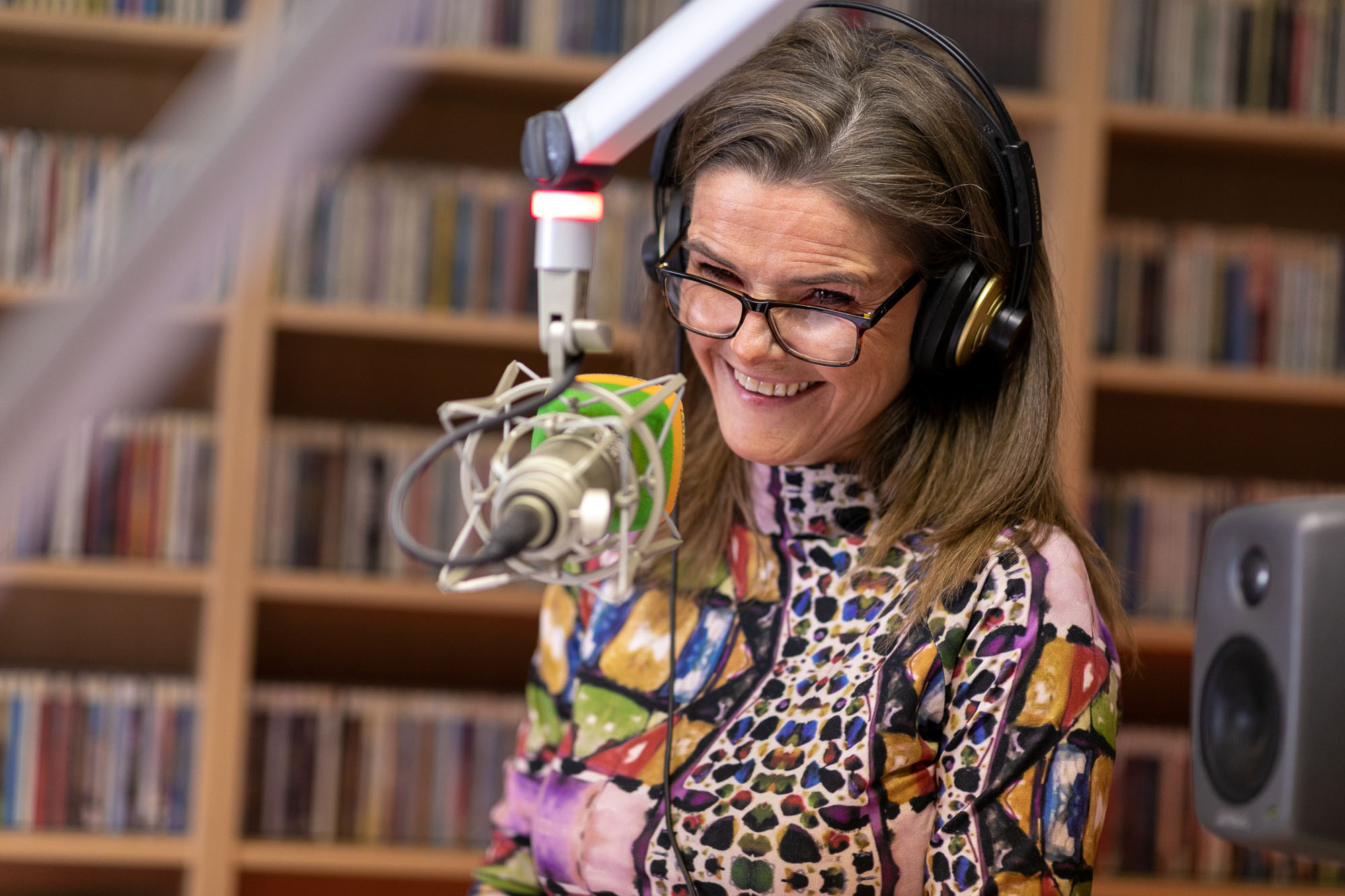Ruth Niederkofler - Radioaufzeichnung - Gesund alt werden